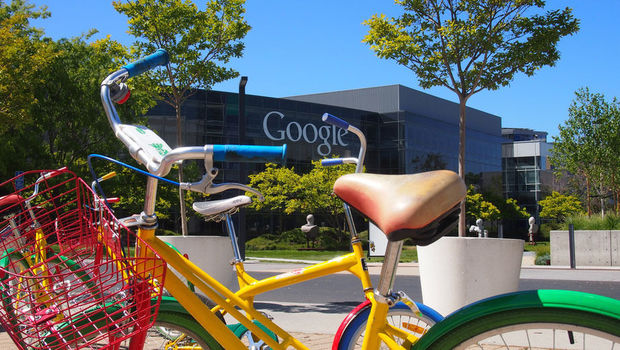 Google-campus aangevallen door verwarde man